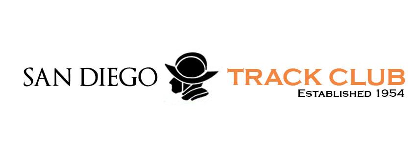 San Diego Track Club Logo