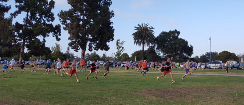 balboa park strides