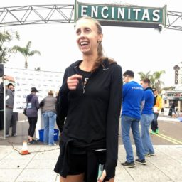 Meriah Earle Takes 3rd at Cardiff Kook 10k