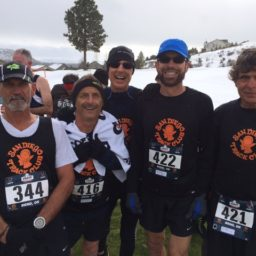 Men's Masters 60+ Takes 2nd at USATF XC Nationals
