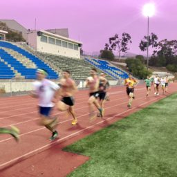 Tuesday Workouts – 800 Meter Intervals