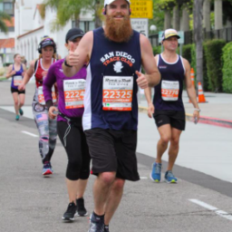 The Journey to 26.2 Miles by Hansen Hunt